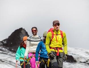 Full Day Glacier Hike | Departure from Solheimajokull Glacier
