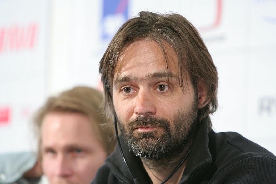 Spanish-Icelandic producer and director, Baltasar Kormakur.