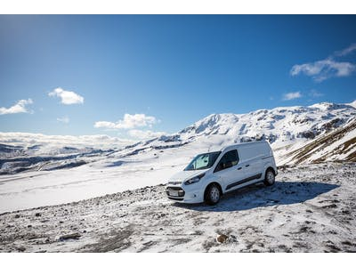 Ford Transit Connect Automatik Camper 2018