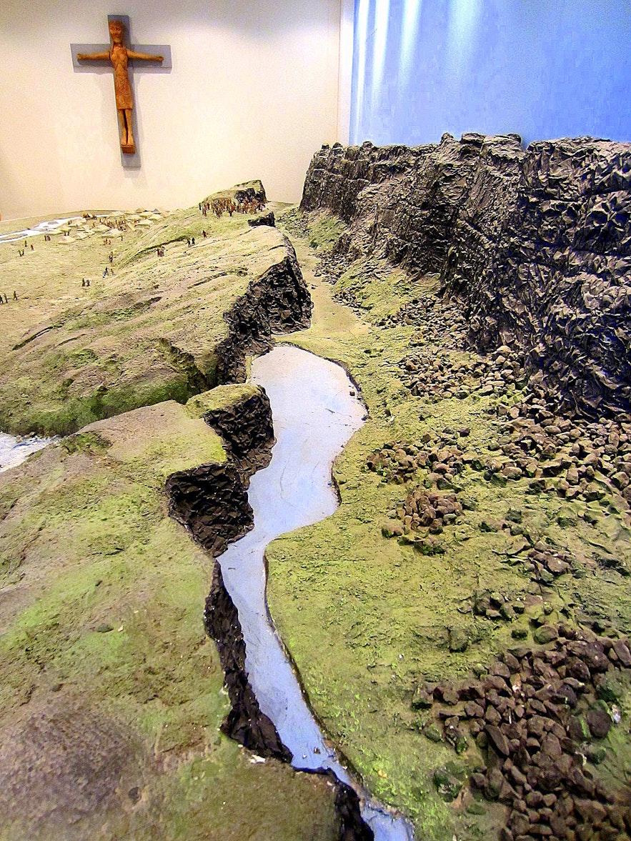 Saga Centre - the Saga of Njáll