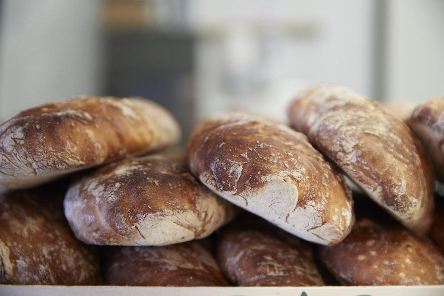 Le pain était considéré comme un luxe en Islande avant le 20ème siècle