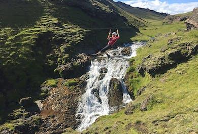 Zipline Adventure Tour | Departure from Vik