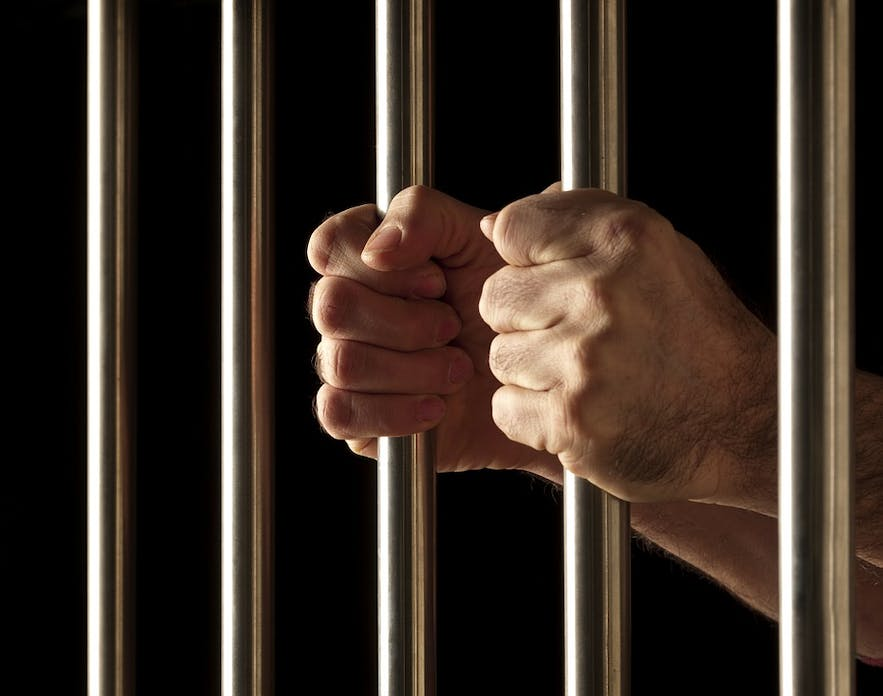 27 bankers were made to serve jail time in Iceland.
