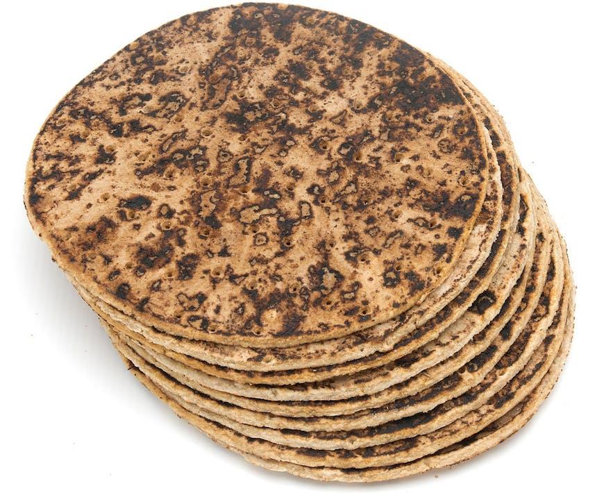Traditional Icelandic Flat Bread (Flatkaka)