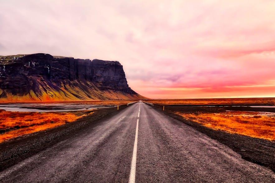 Fahrvorschriften müssen strikt durchgesetzt werden in Island, um die Sicherheit der Bewohner zu gewährleisten