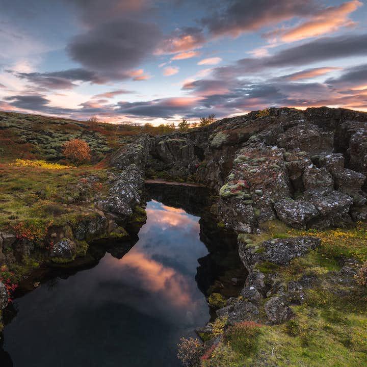 超值经济自驾游 13天12夜冰岛环岛游:含西峡湾和斯奈山半岛