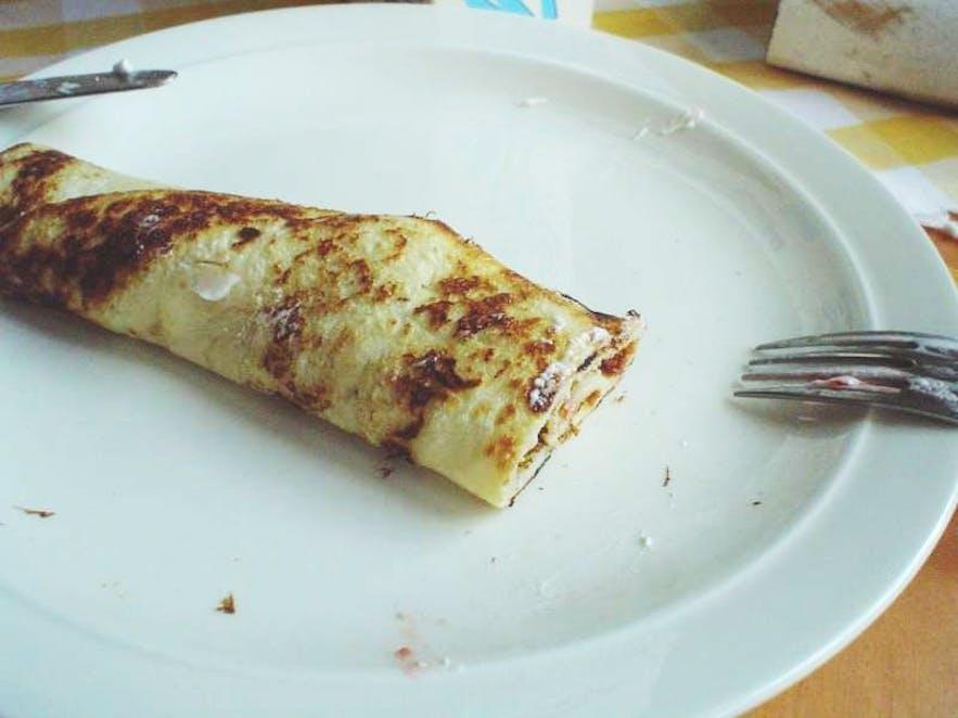 Icelandic pancakes more resemble crêpes.