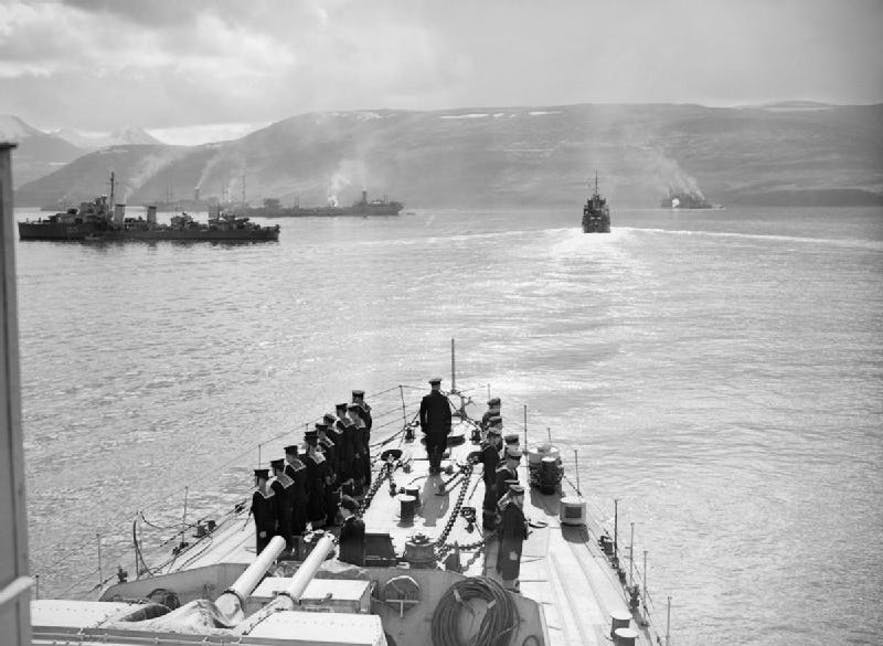 Iceland was peacefully invaded by the British during WW2, then later occupied by US forces.