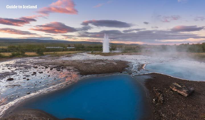 14 dagers leiebiltur   I ring rundt Island og Vestfjordene