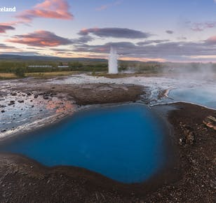 แพ็คเกจขับรถเที่ยว 14 วัน   วงกลมไอซ์แลนด์ & ฟยอร์ดตะวันตก