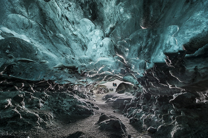 Crystal cave