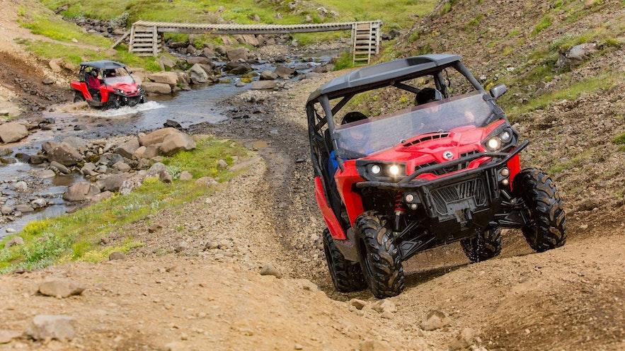冰島ATV