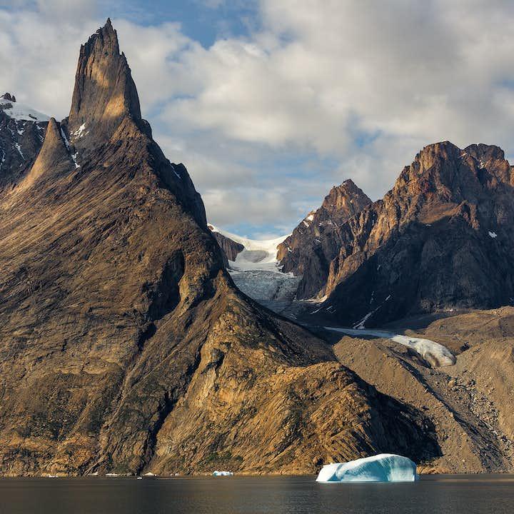 格陵兰航海摄影团|雷克雅未克出发