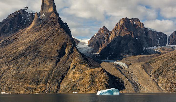 Stunning landscape photo of East Greenland by Iurie Belegurschi.