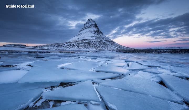 冰岛冬季西南岸9天8夜深度自驾行程 斯奈山半岛-杰古沙龙冰河湖-蓝冰洞-维克镇