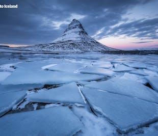 9일간의 겨울 렌트카 여행 패키지 | 스나이펠스네스 반도, 남부해안 및 얼음동굴