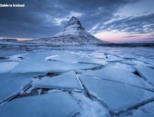 Autotour hiver de 9 jours | Snæfellsnes, Côte Sud et grotte de glace