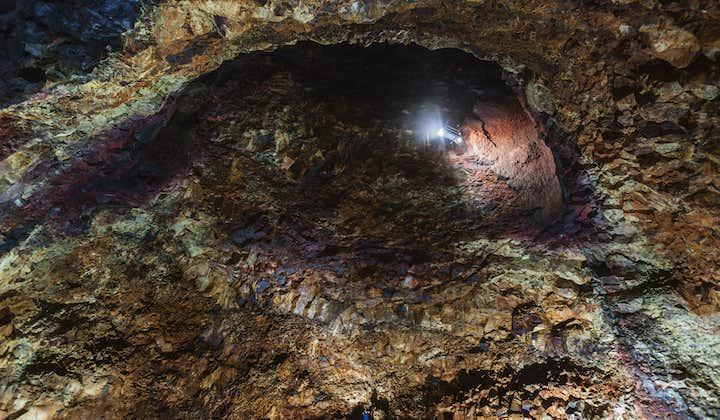 7天6夜-奇幻岛屿夏季行程   火山内部遨游-杰古沙龙冰河湖