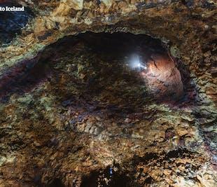 Paquete de 7 días en verano | Interior de un volcán y laguna glaciar de Jökulsárlón