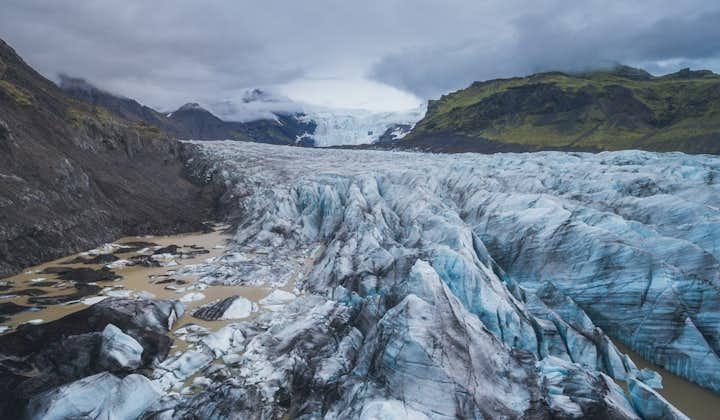 6-dagarsvinterresa på Island   Från Reykjavík till isgrottan