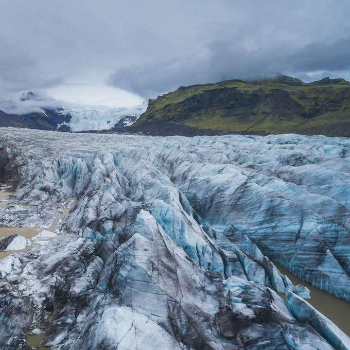 6-dagarsvinterresa på Island | Från Reykjavík till isgrottan