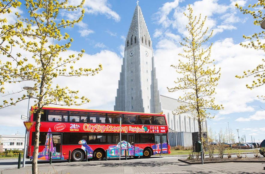 You can go sightseeing exclusively within the city on with a hop-on/hop-off bus pass.