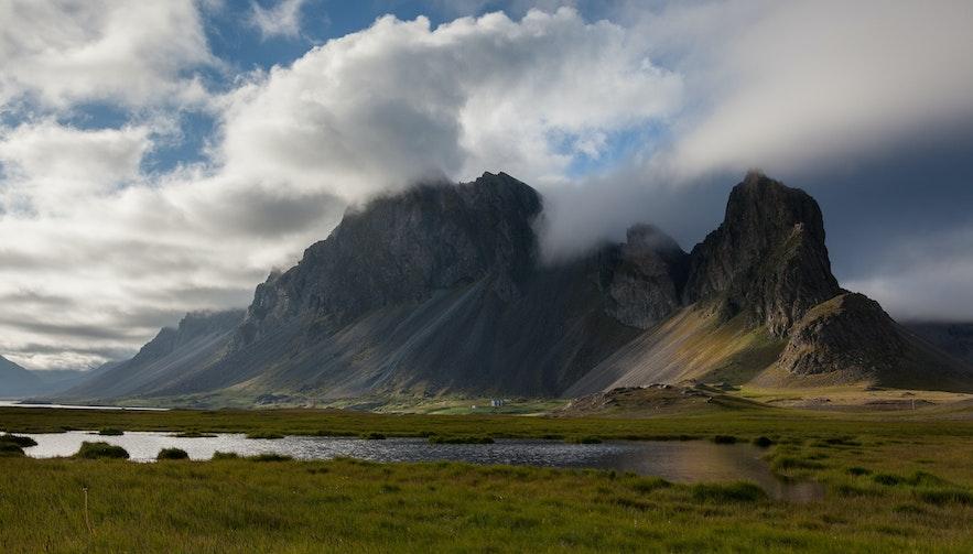 冰島Eystrahorn