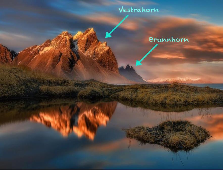 冰島Brunnhorn