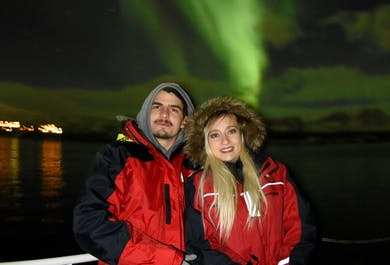 Magical Auroras | Northern Lights Cruise from Akureyri
