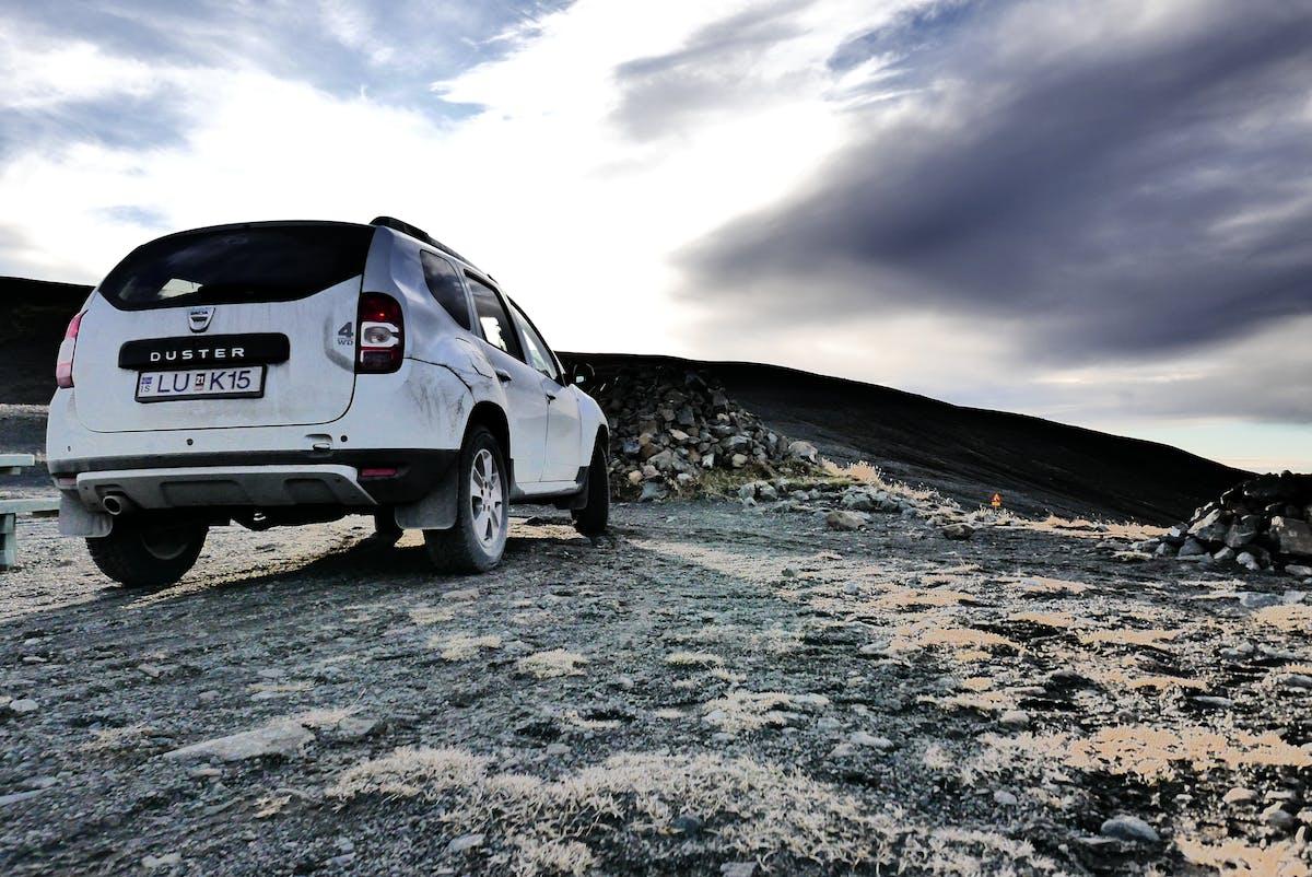 Lava Car Rental hero image