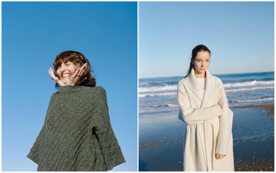 冰岛小众服装品牌Ad_Whatever,冰岛森女系