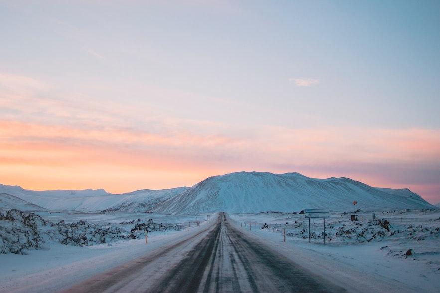 冰島冬季自駕