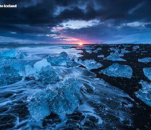 ทัวร์ 5 วันขับรถเองในฤดูหนาว |ชมแสงเหนือ วงกลมทองคำ ทะเลสาบน้ำแข็งโจกุลซาลอน