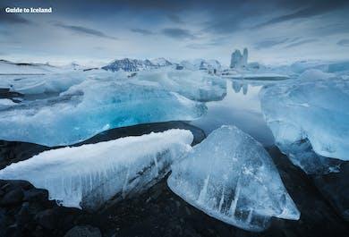 5-дневный зимний автотур | Северное сияние, Золотое кольцо и ледниковая лагуна Йокульсарлон