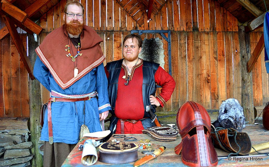 The Icelandic Vikings - a List of Viking Activities in Iceland today which I have joined