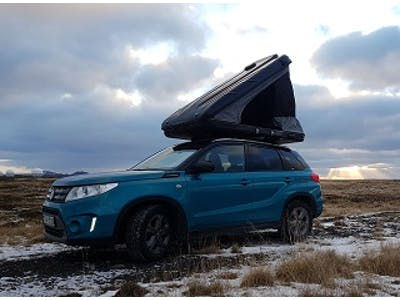 Suzuki  Vitara (Manual) + Roof Tent 2017