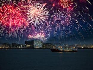 New Year's Eve Cruise   Celebration at Sea