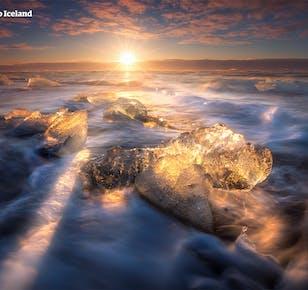 5-дневный автотур   Рейкьявик, Голубая лагуна, Золотое кольцо и ледниковая лагуна Йокульсарлон