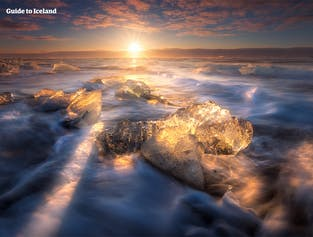 5일 렌트카 여행 패키지 | 아이슬란드 골든 써클 & 요쿨살론 빙하 호수