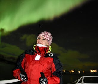 Northern Lights Cruise from Reykjavík