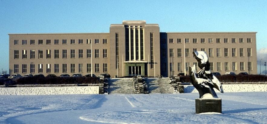 University of Iceland, perguruan tinggi negeri di Islandia