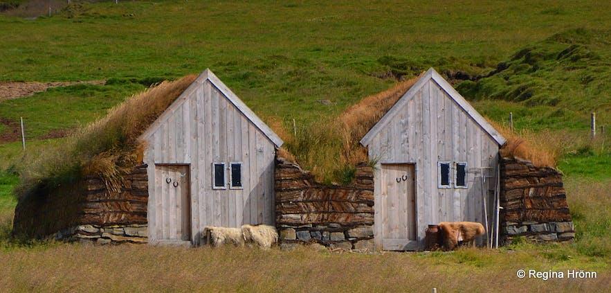 Lýtingsstaðir in Skagafjörður - the Old Stable