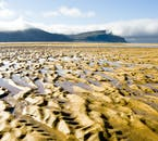 Rauðasandur is one of the more special beaches of Iceland, notable for its golden red sand as opposed to black.