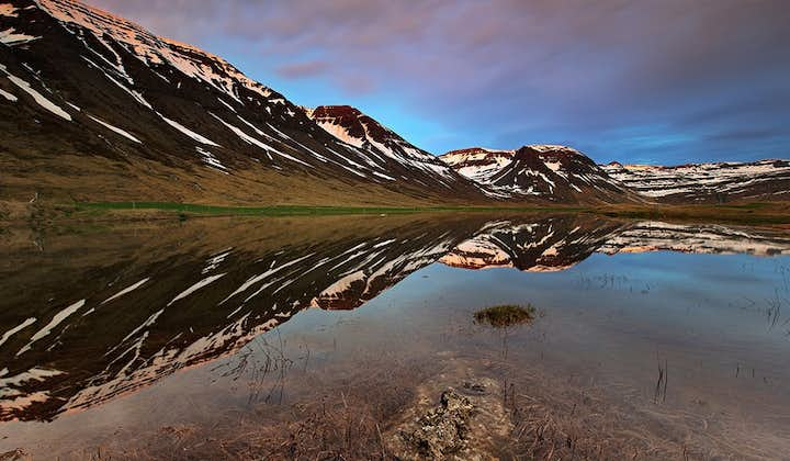 A perfectly still day in the Westfjords.