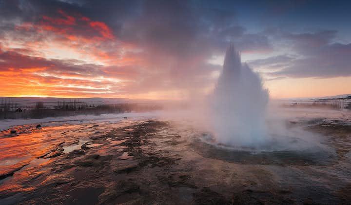 4天3夜冰岛冬季自驾套餐|黄金圈+冰岛南岸+北极光