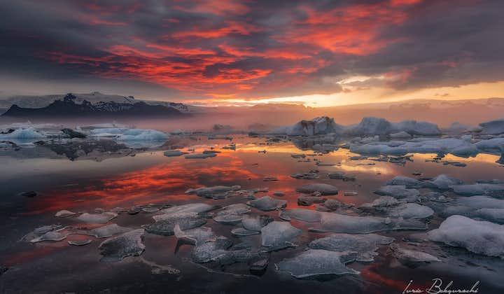 3-дневный летний автотур   Золотое кольцо, Южное побережье, ледниковая лагуна Йокульсарлон