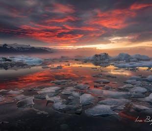 3일 여름 렌트카 여행 패키지| 골든 서클, 남부해안, 요쿨살론 빙하호수