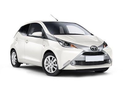 Toyota Aygo Automatik 2018