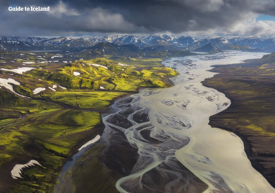 The unparalleled landscapes of Iceland's Highlands.