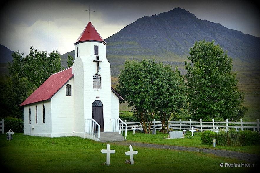 Flugumýri in Skagafjörður